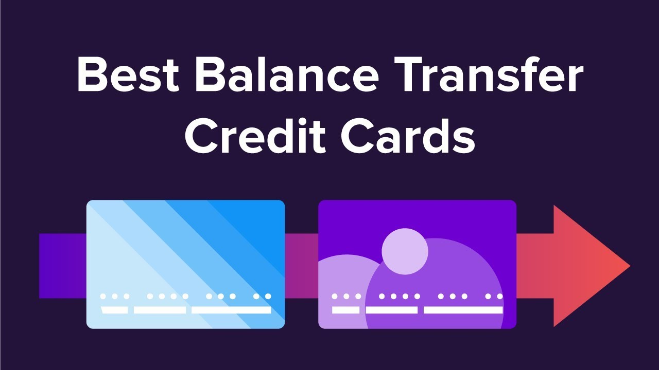 Balance Transfer Offers For Credit Cards
